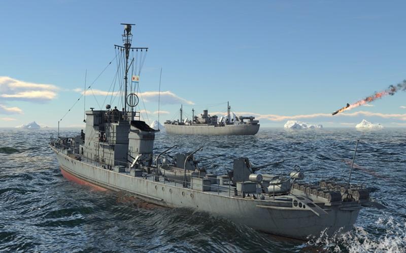 как поиграть в корабли war thunder