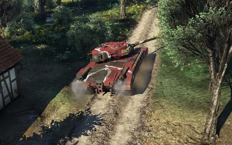 1.3лучшие танки